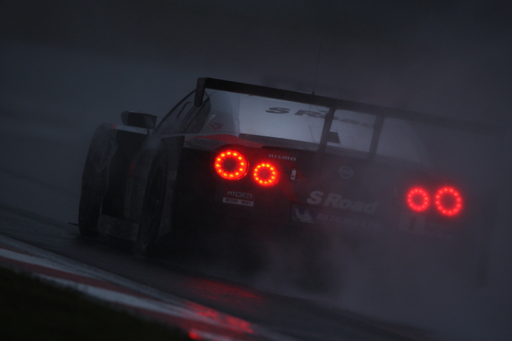 FUJI SPRINT CUP GT500クラス: ロニー・クインタレッリ(S Road REITO MOLA GT-R)