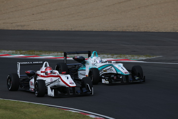 2014年Japanese F3第12戦 (スポーツランドSUGO)