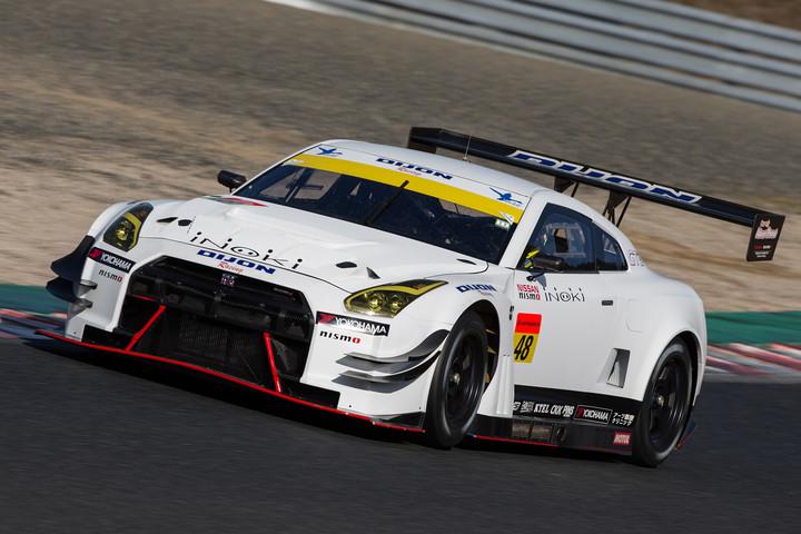 メーカーテスト 高森博士(dijon Racing Gt R) 2015年autobacs Super Gt