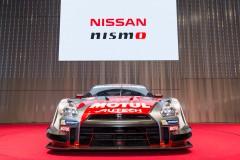 GT500クラスに参戦するNissan GT-R NISMO GT500