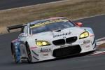 GT300クラス3位のヨルグ・ミューラー/荒聖治組(Studie BMW M6)