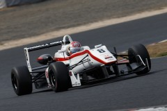総合7位・大津弘樹(HFDP RACING F312)