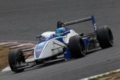 Nクラス総合3位・アレックス・ヤン(Hanashima Racing F306)