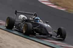 Nクラス総合トップ・片山義章(Petit Lemans Racing F306)