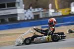 2位の宮下源都(VITEC Racing)