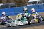 第1戦優勝、第2戦3位の高橋悠之(TONYKART RACING TEAM JAPAN)