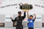最高速賞を受賞された木村武史選手