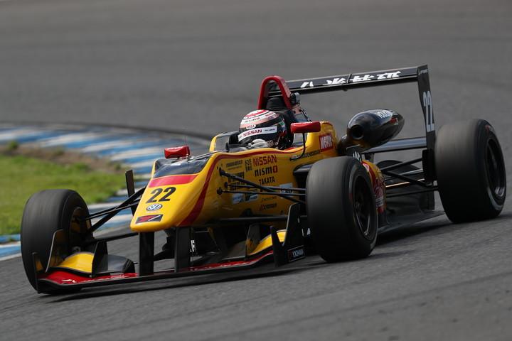 優勝はヤン・マーデンボロー(B-MAX NDDP F3)