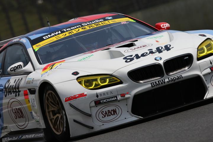 サーキットサファリ: ヨルグ・ミューラー(Studie BMW M6)