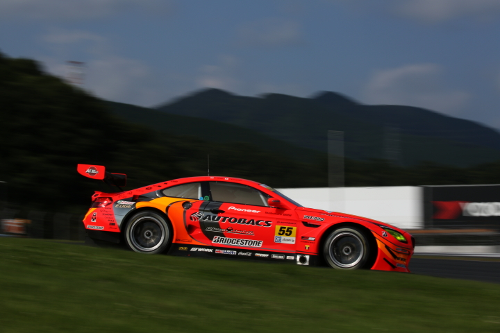 GT300クラスノックアウト予選Q2: 高木真一(ARTA BMW M6 GT3)