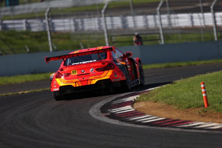 決勝レース: 高木真一(ARTA BMW M6 GT3)