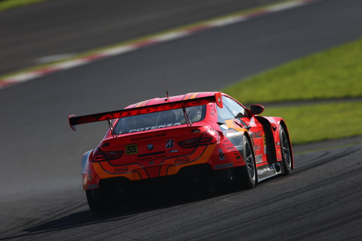 決勝レース: 小林崇志(ARTA BMW M6 GT3)