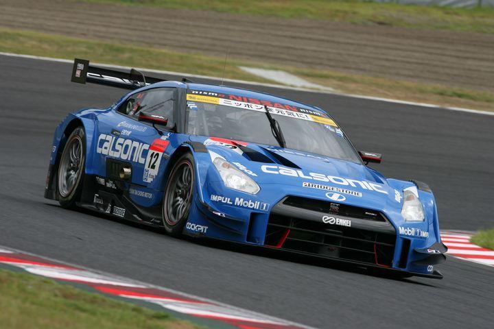 GT500クラス予選3位は安田裕信/ジョアオ・パオロ・デ・オリベイラ組(カルソニックIMPUL GT-R)