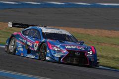 6番手グリッドから追い上げ3位表彰台を獲得した大嶋 和也/アンドレア・カルダレッリ組 WAKO'S 4CR RC F 6号車