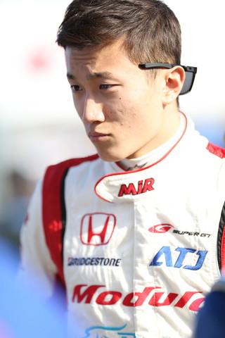 決勝レース: 牧野任祐(Drago Modulo Honda Racing)