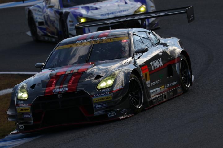 決勝レース: アンドレ・クート(GAINER TANAX GT-R)