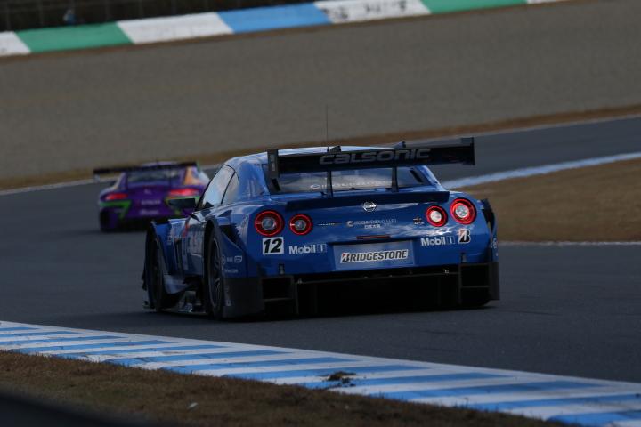 決勝レース: カルソニックIMPUL GT-R