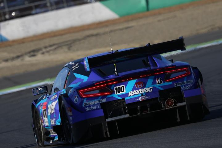 決勝レース: RAYBRIG NSX CONCEPT-GT