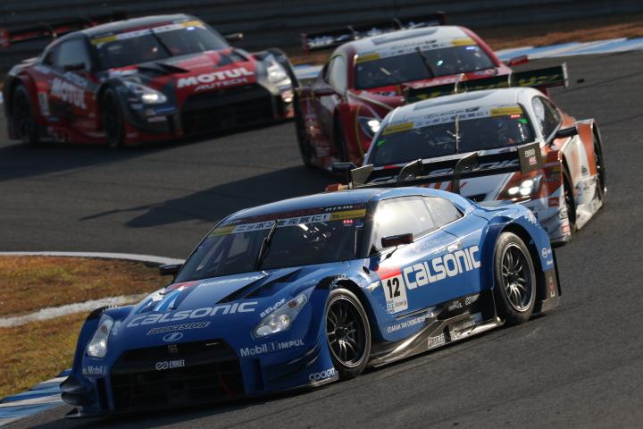 決勝レース: 安田裕信(カルソニックIMPUL GT-R)