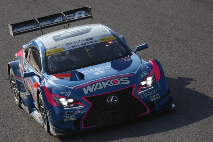 決勝レース: アンドレア・カルダレッリ(WAKO'S 4CR RC F)