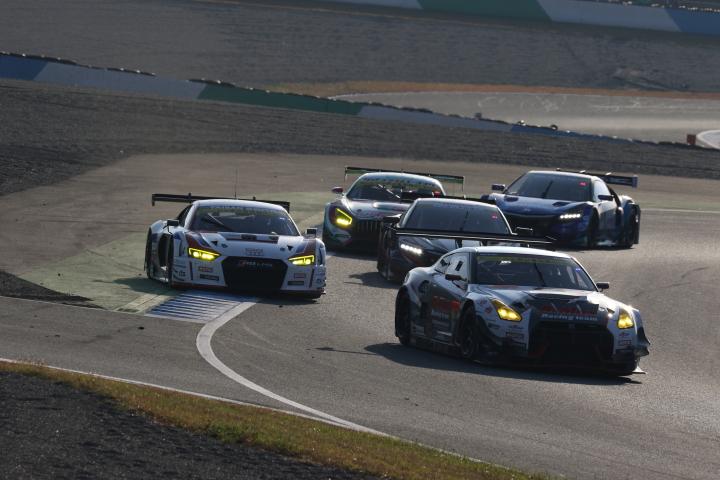 決勝レース: ヤン・マーデンボロー(B-MAX NDDP GT-R)