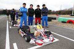 7号車ネッツ兵庫片山レーシング