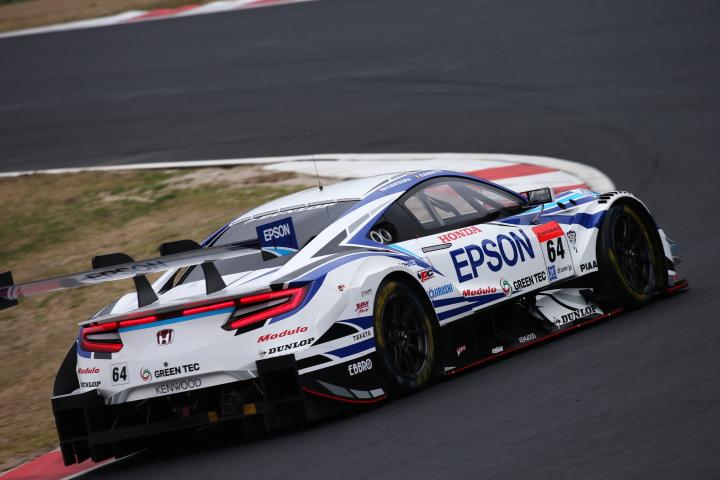 2017年AUTOBACS SUPER GT第1戦 (岡山国際サーキット)