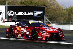 ポール・トゥ・ウィンの圧勝でLEXUSに3年ぶりの富士での勝利をもたらした立川 祐路/石浦 宏明組 ZENT CERUMO LC500 38号車