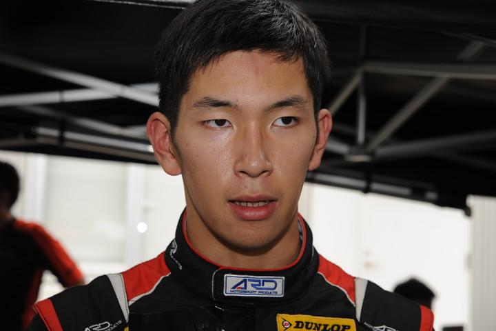 第11戦予選2位、第12戦予選12位の浦田裕喜(SACCESS RACING)