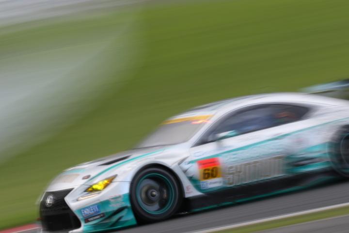 決勝レース: 飯田章(SYNTIUM LMcorsa RC F GT3)