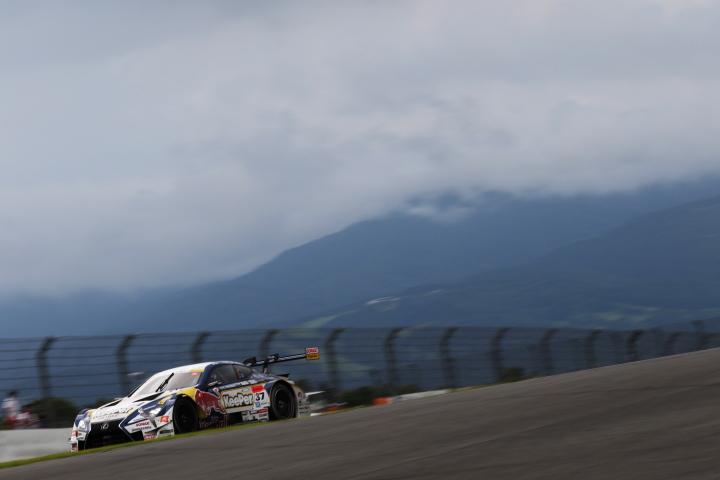 決勝レース: 平川亮(KeePer TOM'S LC500)