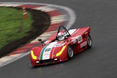 総合15位GP-4クラス優勝のフェラーリF70スペチアーレ(シーワンレーシング)