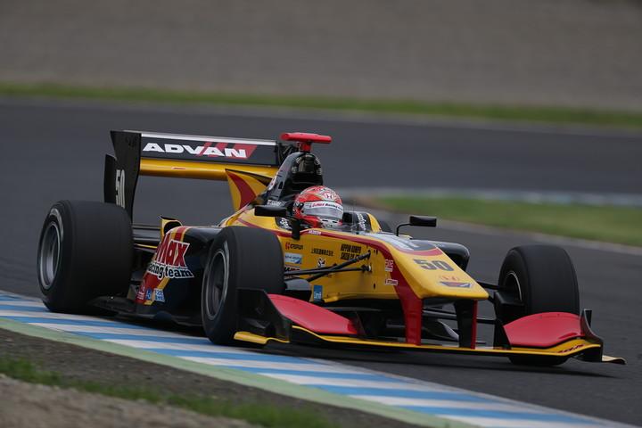 フリー走行1回目: トップタイムは小暮卓史(B-Max Racing team SF14)