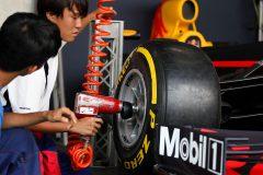 Red Bull主催のピットストップチャレンジ3