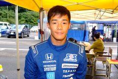 予選3位の岡田琢也