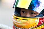 将来の夢はF1ドライバー田中風輝(TAKAGI PLANNING)