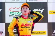 決勝2位・澤田真治(B-MAX RACING TEAM)