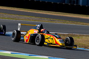 決勝3位は澤田真治(B-MAX RACING F110)