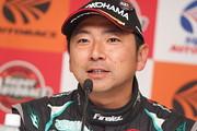 2017年度GT300クラスドライバーズチャンピオンを獲得した片岡龍也(GOODSMILE RACING & TeamUKYO)