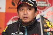 2017年度GT300クラスチームチャンピオンを獲得した片山右京監督(GOODSMILE RACING & TeamUKYO)