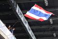 ピットウォーク: タイ国旗