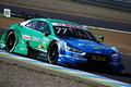 DTMデモンストレーションラン: ロイック・デュバル(Audi Sport Team Phoenix)