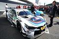 ピットウォーク: BMW Team RBMのDTMマシン