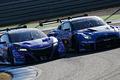 決勝レース: 伊沢拓也(RAYBRIG NSX-GT) vs ヤン・マーデンボロー(カルソニックIMPUL GT-R)