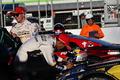 決勝レース: GT500クラスでチャンピオンを獲得たニック・キャシディと平川亮(LEXUS TEAM KeePer TOM\'S)