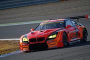 GT300クラス決勝2位は高木真一/ショーン・ウォーキンショー組(ARTA BMW M6 GT3)