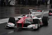 公式予選: レース1・10位、レース2・3位の伊沢拓也(DOCOMO DANDELION M41Y SF14)