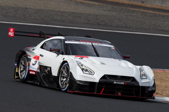 メーカーテスト岡山1日目: CRAFT SPORTS MOTUL GT-R