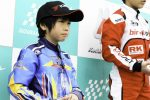 2位獲得の加藤大翔選手(ハラダカートクラブ)
