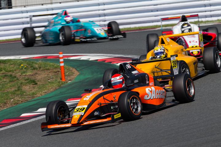 インディペンデントカップ優勝は池島実紅(SACCESS RACING F4)